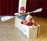 Clowntheater-für-Kinder-links